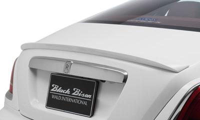 Спойлер на крышку багажника WALD Black Bison для Rolls-Royce Wraith