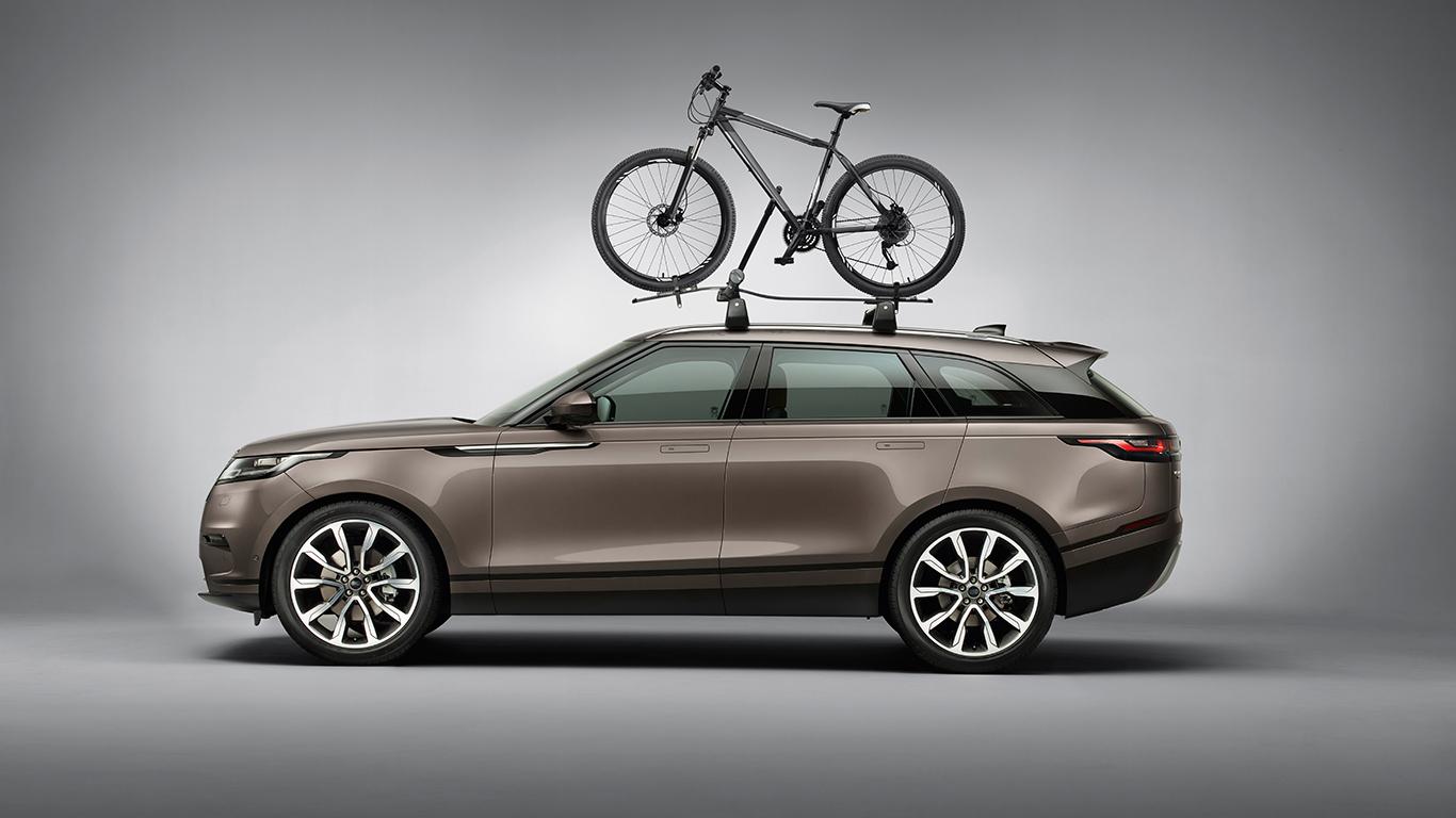 Крепление на крышу для перевозки велосипеда для Range Rover Evoque