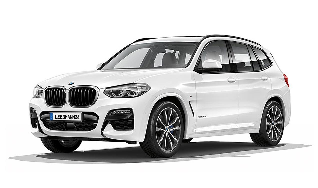 Отдельные пакеты X Line Pro для BMW X3 F25