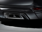 Спортивный глушитель с насадками выхлопной системы Hamann для Range Rover Evoque