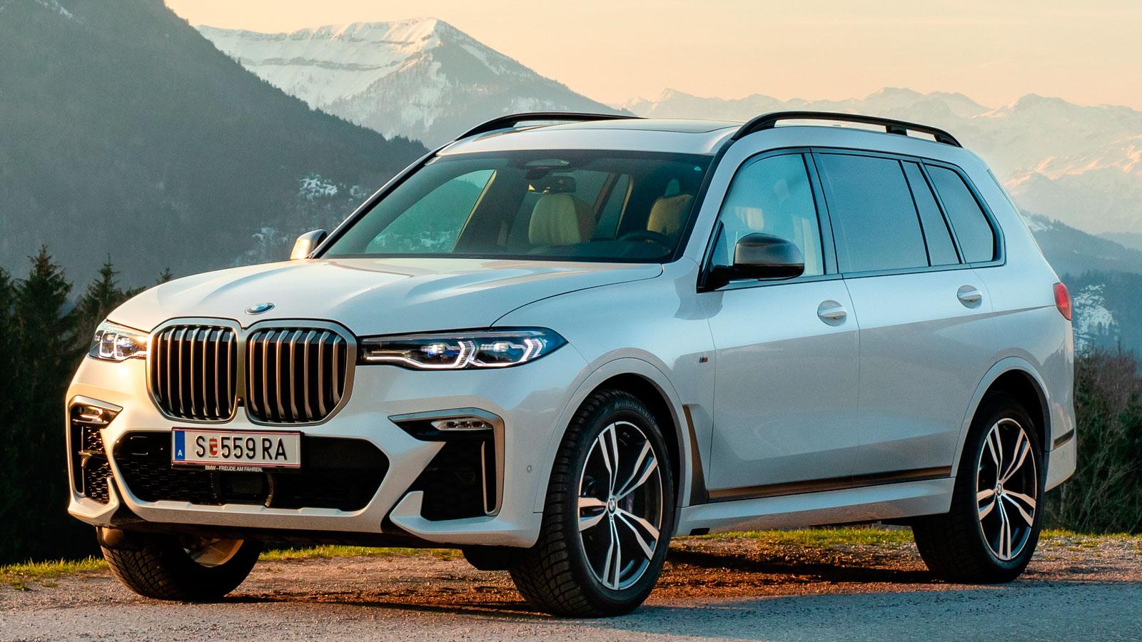 Обвес M-Спорт для BMW X7 G07