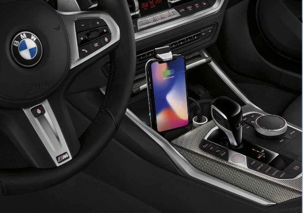 Универсальная станция беспроводной зарядки для BMW 1 Series F20/F21
