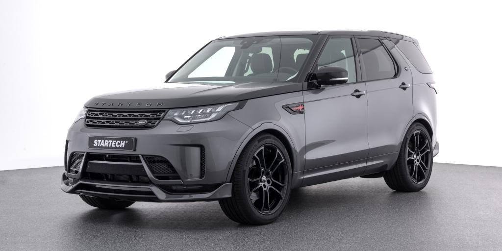 Обвес Startech для Land Rover Discovery 5 2017-