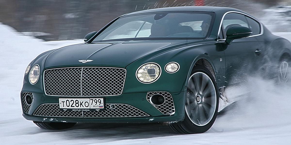 Автомобили Bentley будут производить из Audi!