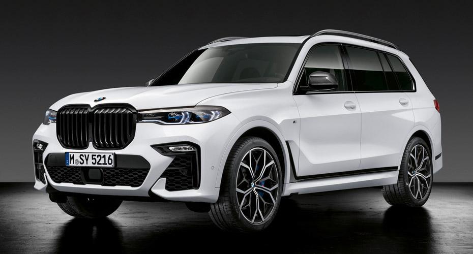 Тюнинг M Performance для BMW X7 G07