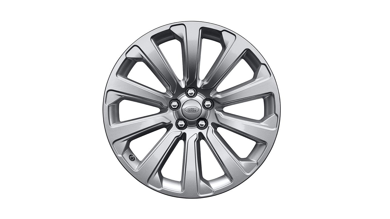 Колесный диск R20 Style 1032 Sparkle Silver для Range Rover Velar
