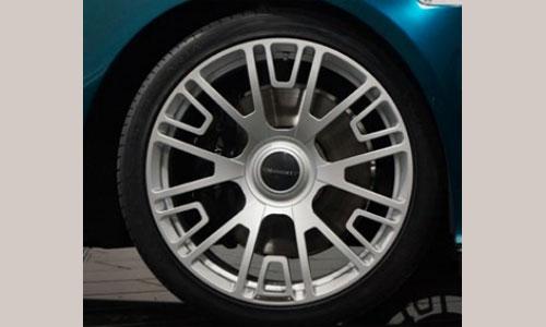 Колесные диски V6 R22 (доступны в трех цветах) Mansory для Rolls-Royce Wraith