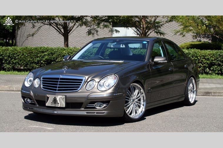 Обвес Auto Couture Credential Line для Mercedes E-class W211