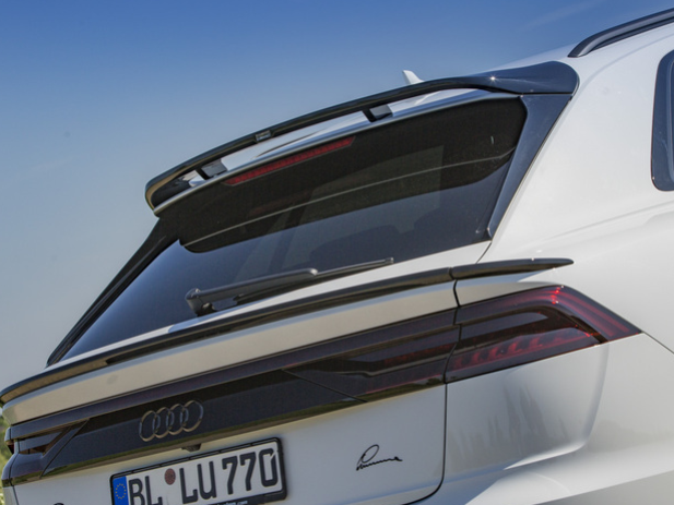Задний спойлер LUMMA для Audi Q8 S