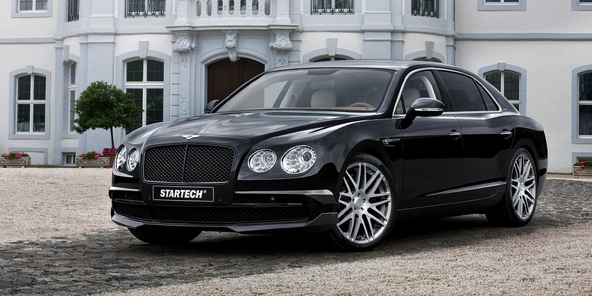 Обвес Startech для Bentley Flying Spur 2016-