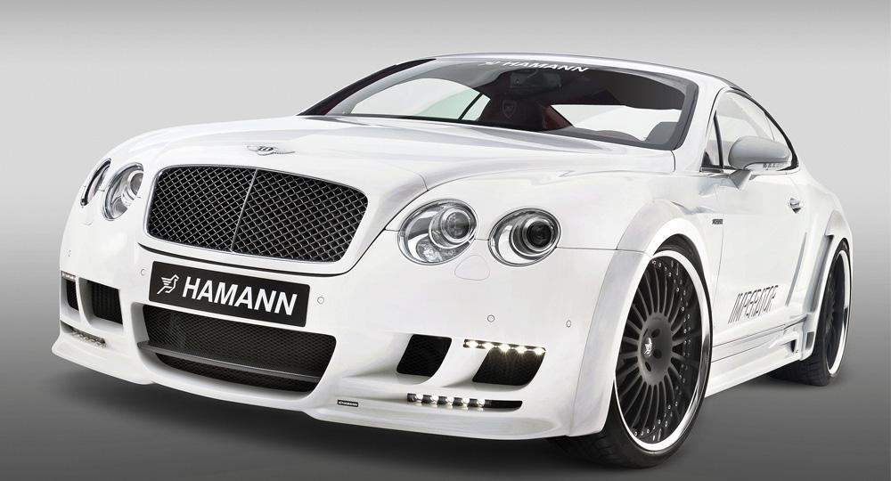 Обвес Hamann Imperator для Bentley Continental GT & Continental GT Speed