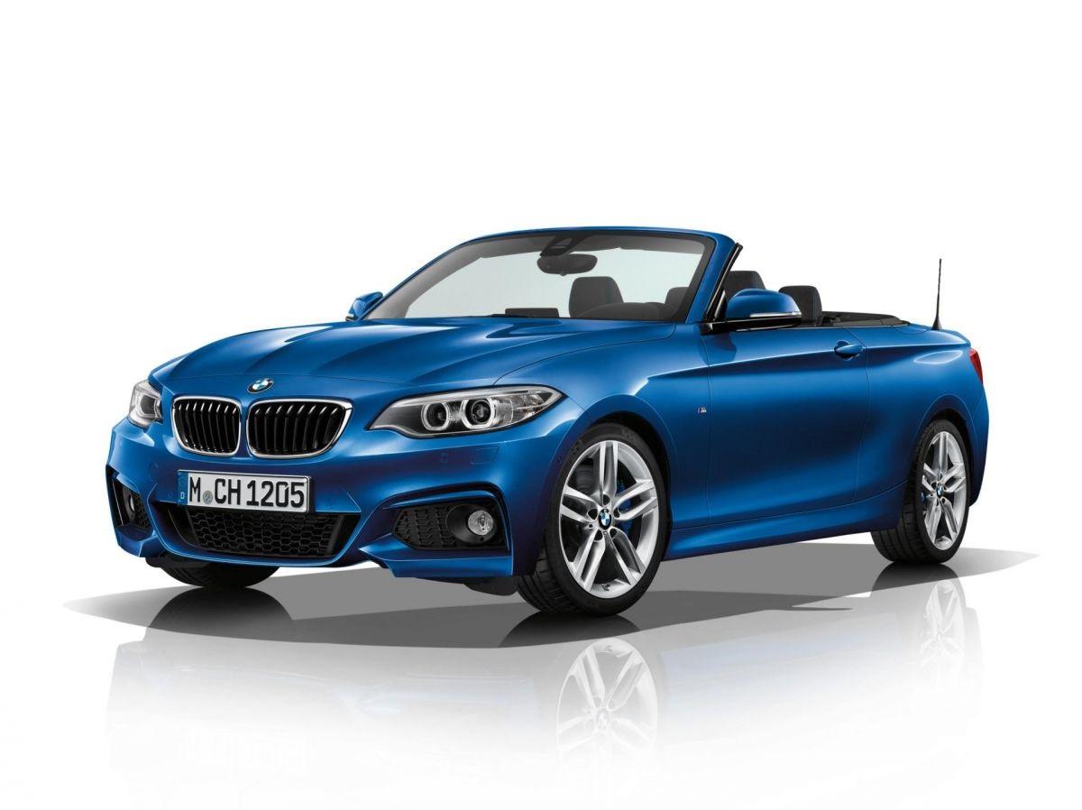 Обвес M-Спорт для BMW 2 Series F87
