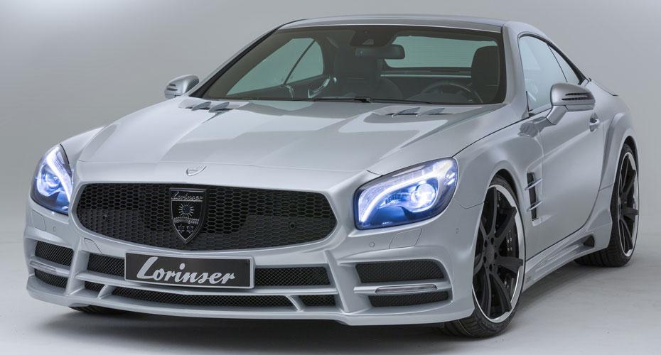 Обвес Lorinser для Mercedes SL-class R231