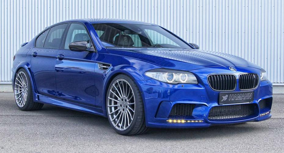 Обвес Hamann Widebody для BMW M5 F10