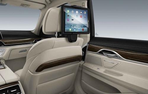 Универсальный фиксатор Tablet Safety Case для BMW X6 F16