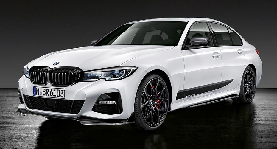 Тюнинг M Performance для BMW 3 Series G20/G21