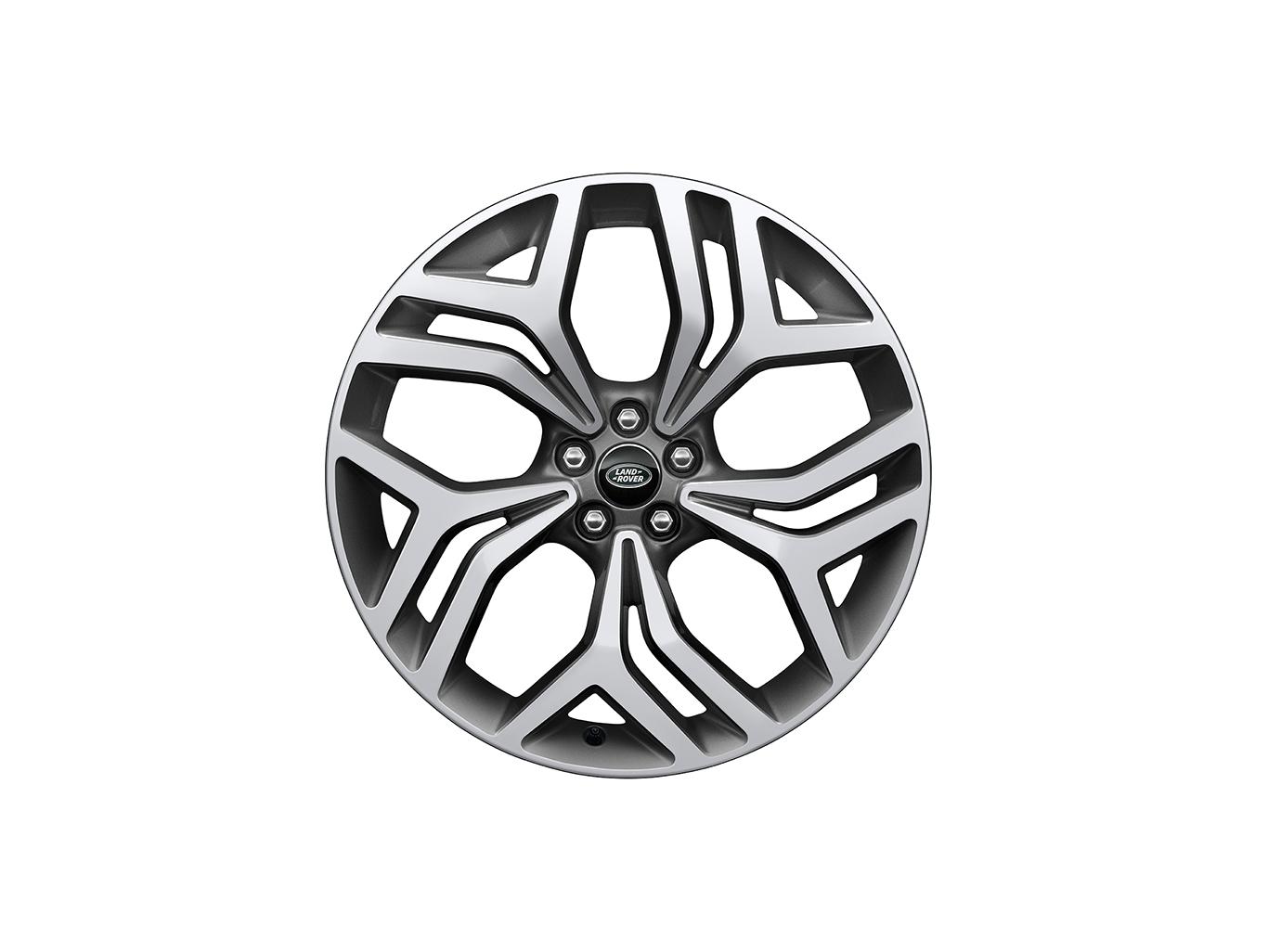 Колесный диск R21 Style 5047 Diamond Turned для Range Rover Velar