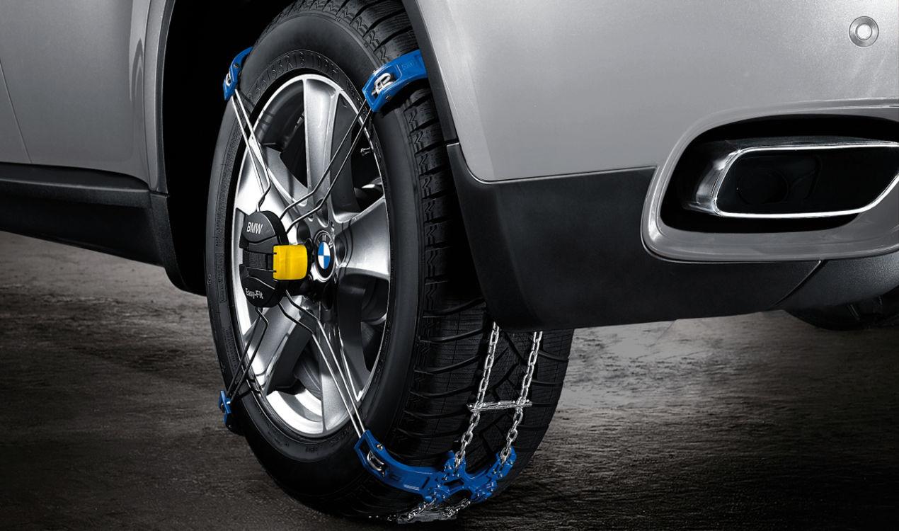 Цепи противоскольжения Easy-Fit для BMW X6 F16