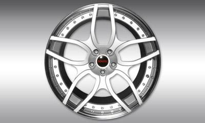 Колесный диск NL 1 Silver R20 Novitec для Lamborghini Huracan LP 570
