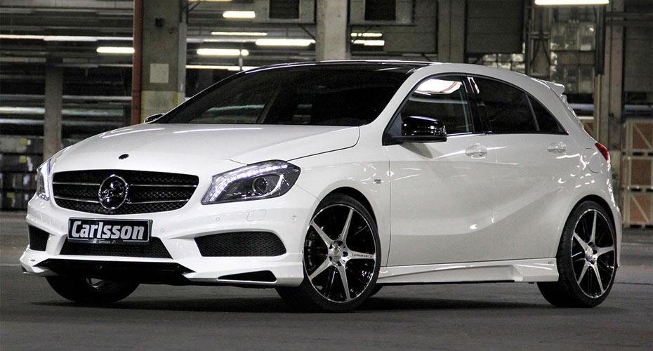 Обвес Carlsson для Mercedes A-class W176