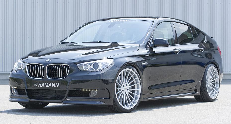 Тюнинг Hamann для BMW 5-Series GT F07