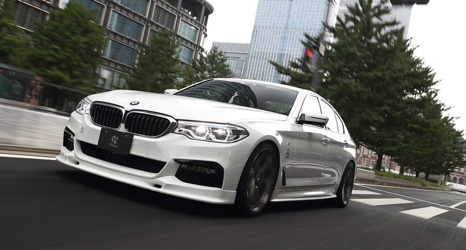Тюнинг 3D Design для BMW 5-Series G30/31