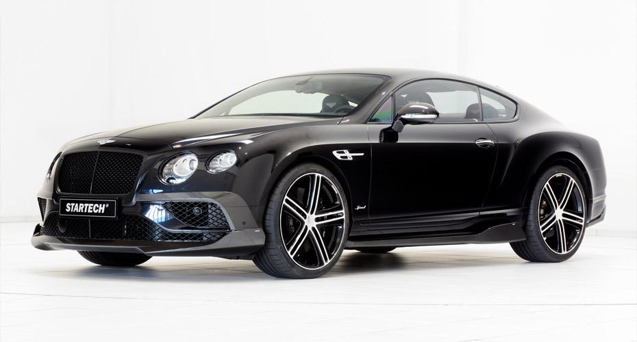 Тюнинг Startech для Bentley Continental GT II