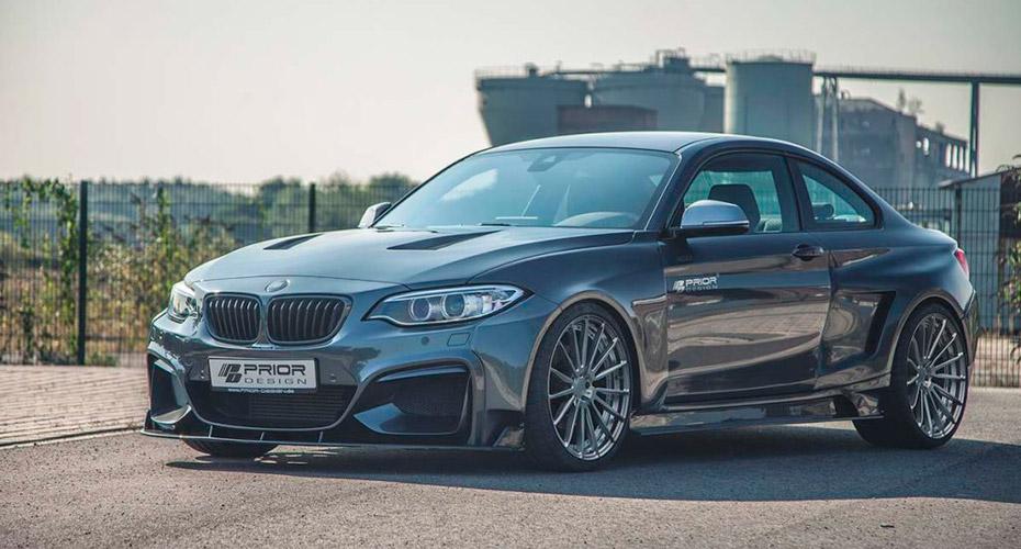 Обвес Prior Design PD2XX Widebody M-Sport для BMW 2 Series F22