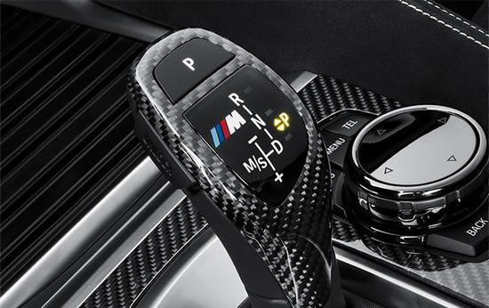Накладка GWS-Knauf M Performance для BMW X6 F16