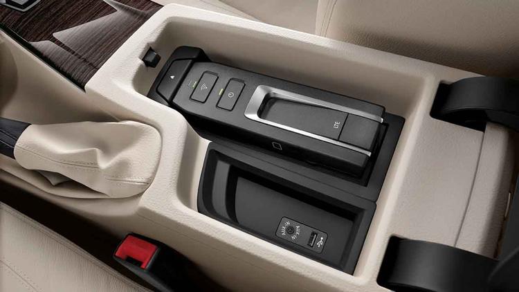Автомобильная точка доступа LTE (восстановленная) для BMW X6 F16