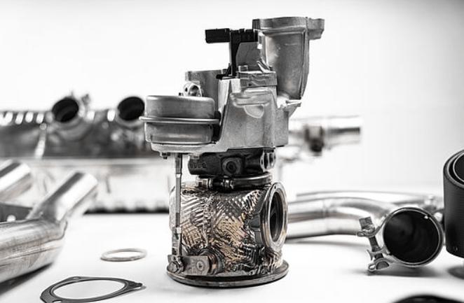 Турбокомпрессор TechArt для Porsche Cayenne E3