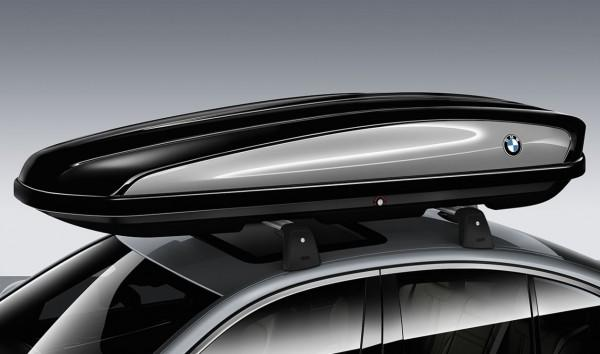 Багажник на крыше 520 Schwarz для BMW 1 Series F40