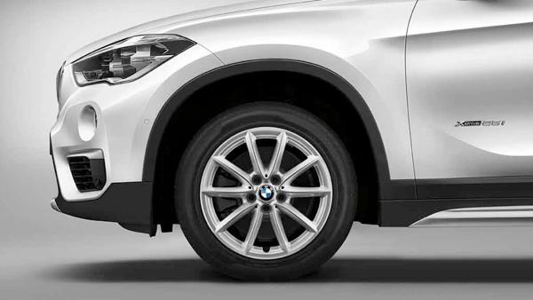 Легкосплавный колесный диск (V-образные спицы) 560 для BMW X1 F49 LCI
