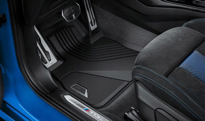 Всепогодные ножные коврики (передние) для BMW 1 Series F40