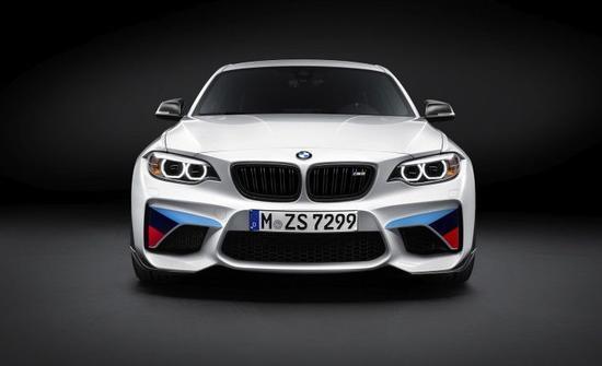 Аэродинамические принадлежности M Performance для BMW 2 Series F87