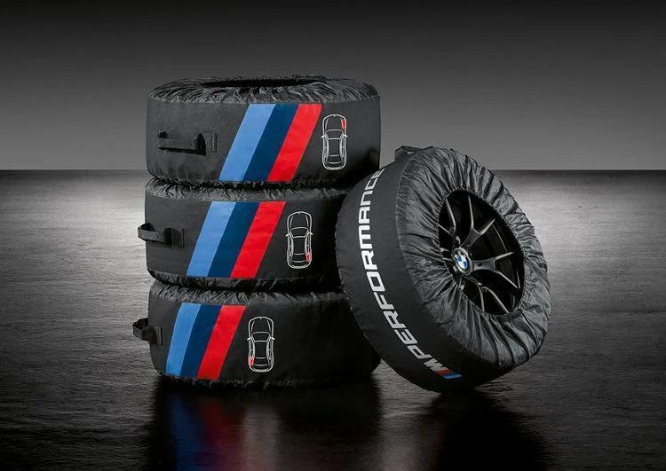 Чехлы для колес M Performance для BMW 1 Series F40