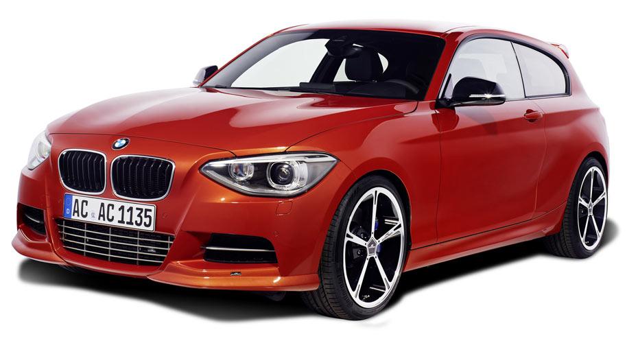 Тюнинг AC Schnitzer M-Sport для BMW 1 Series F20