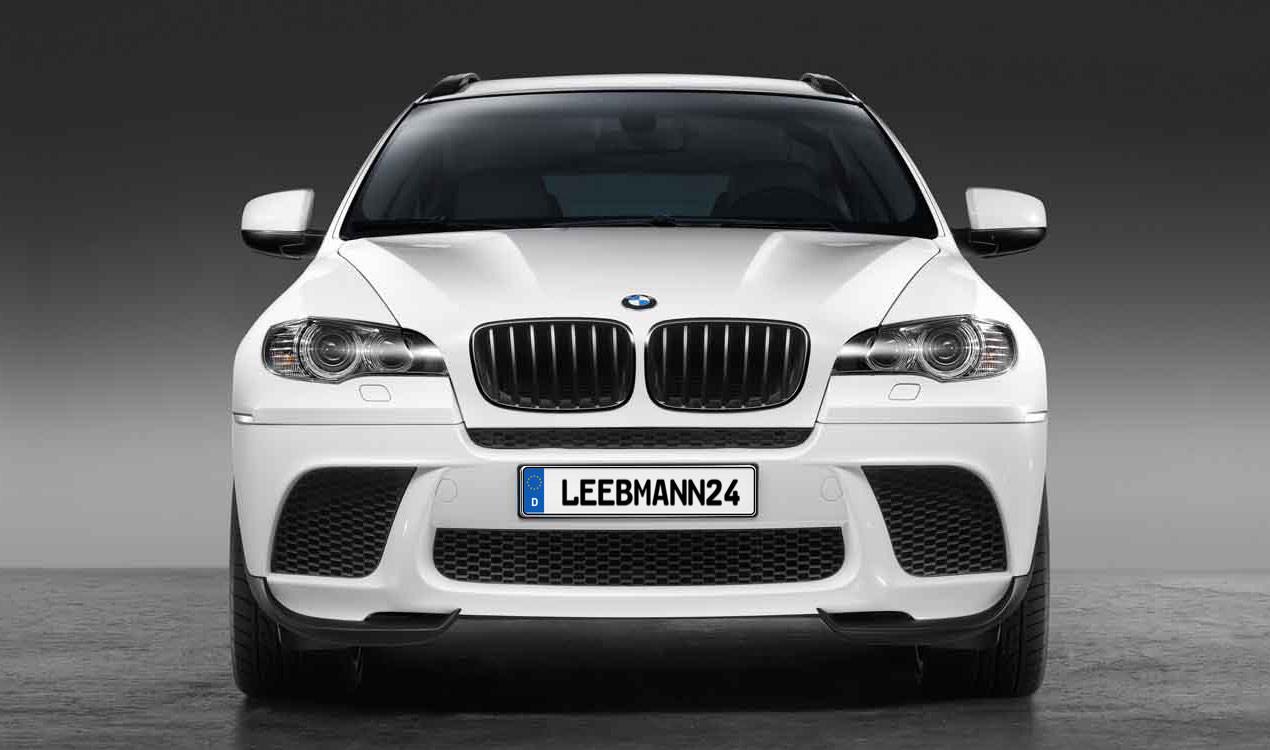Аэродинамические принадлежности M Performance для BMW X6 E71