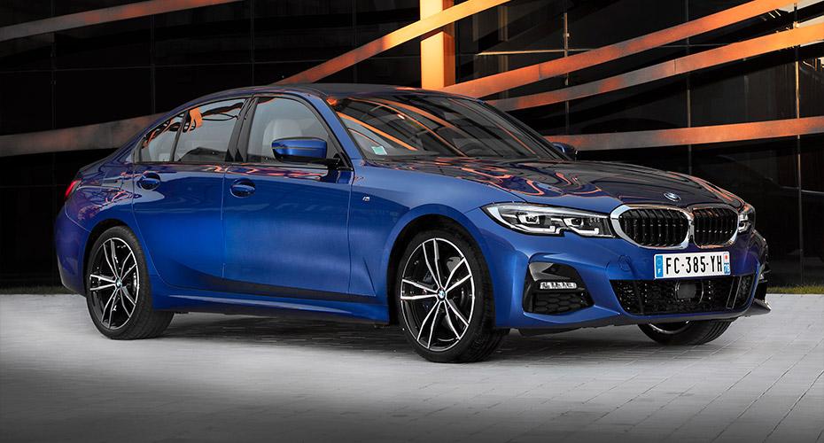 Обвес M-Sport для BMW 3 Series G20/G21