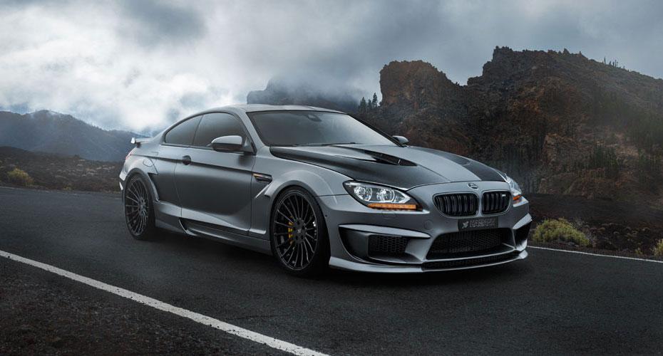 Обвес Hamann Mirror для BMW M6 F12/F13