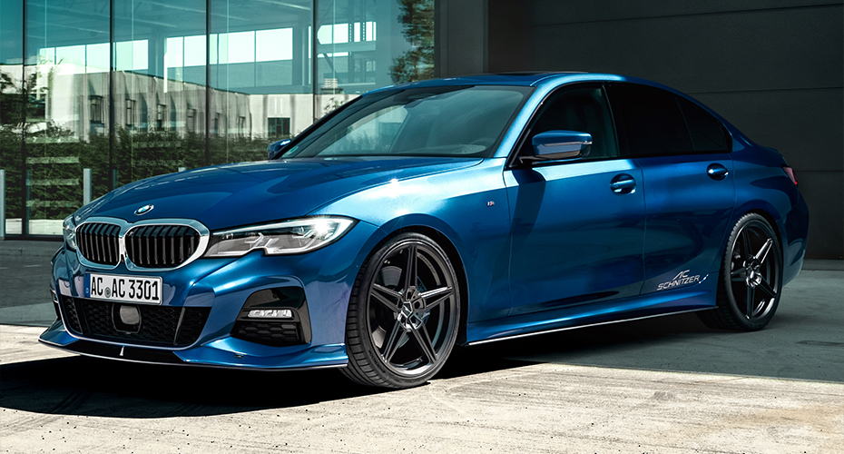Тюнинг AC Schnitzer M-Sport для BMW 3 Series G20/G21