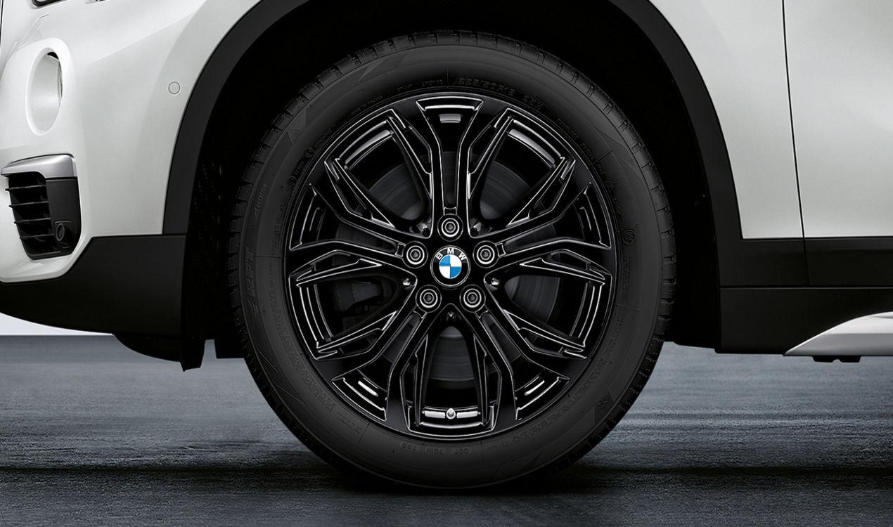 Легкосплавный колесный диск (Y-образные спицы) 566 для BMW X1 F49