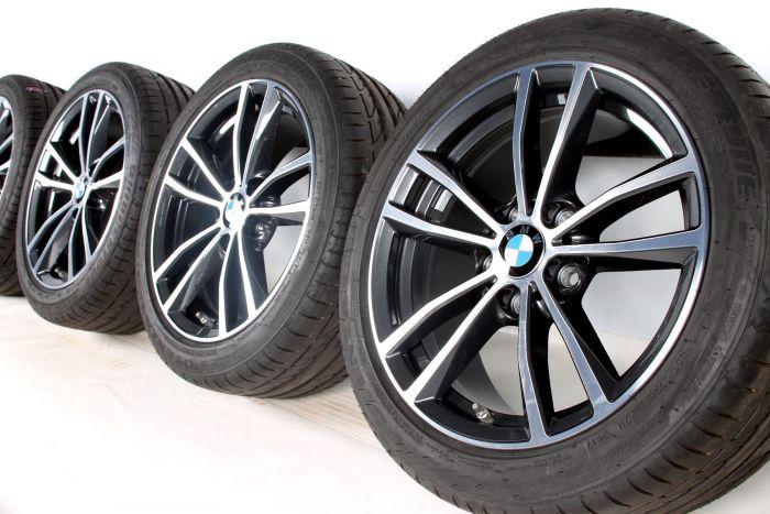 Легкосплавное дисковое колесо (сдвоенные спицы) 725 для BMW 2 Series F22