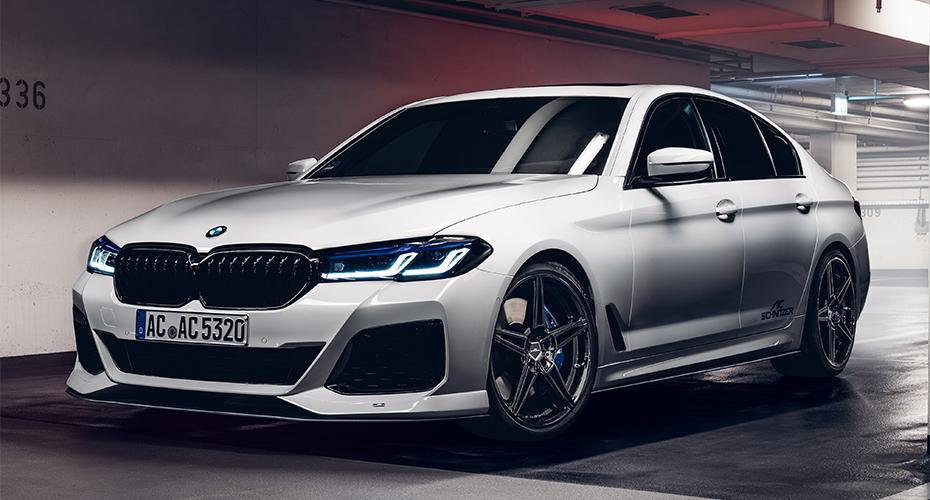 Тюнинг AC Schnitzer для BMW 5-Series G30/G31 (рестайлинг)