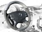 Спортивный руль алькантара Hamann для Mercedes G55 AMG