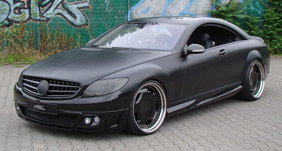 Аэродинамический обвес MEC Design для Mercedes S-class Coupe C216