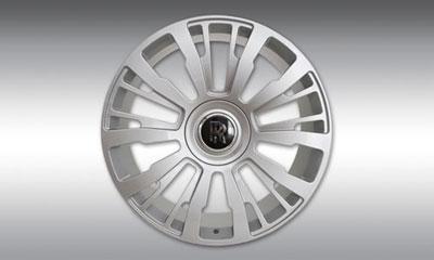 Колесные диски SP1 R22 (доступны в четырех цветах) Novitec для Rolls-Royce Wraith