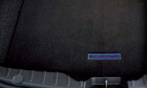 Коврик в багажник (велюровый) Alpina для BMW 7-Series G11/G12