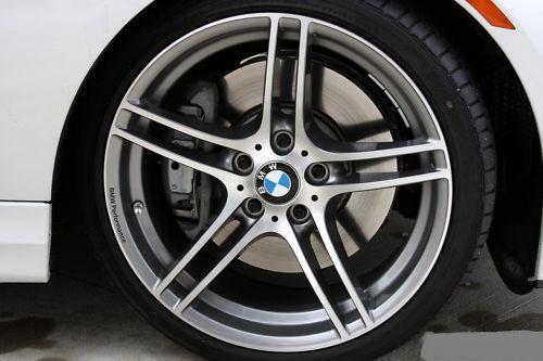 Легкосплавное дисковое колесо (сдвоенные спицы) Performance 313 для BMW 1 Series E81/E87