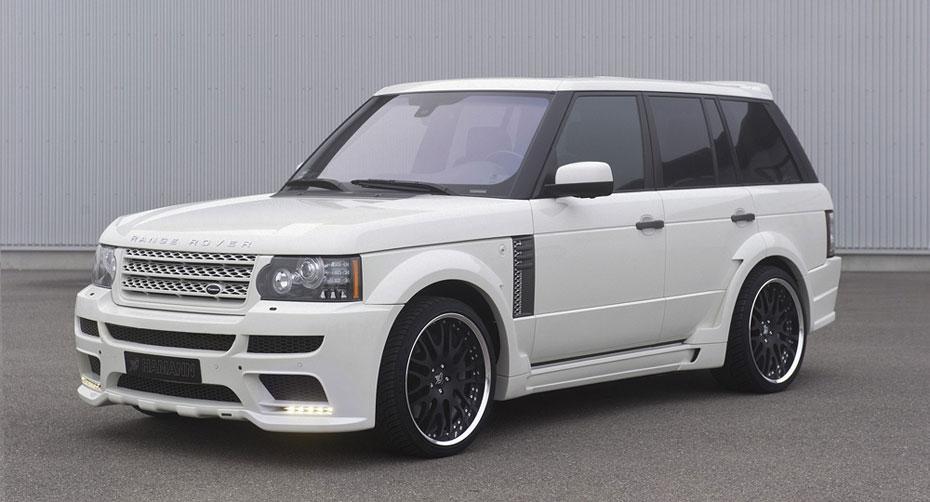 Обвес Hamann для Range Rover 2010-2013